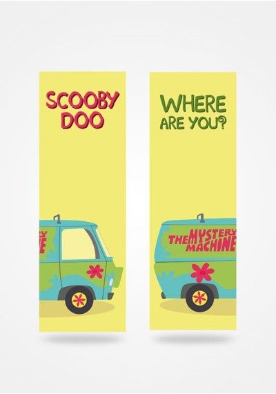 Scooby Doo - The Mystery Machine