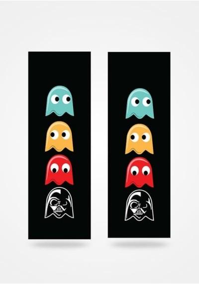 Pac Vader - star Wars