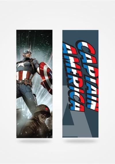 Capitão America HQ