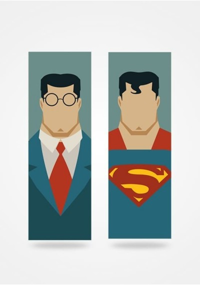 Superman e Clark Kent